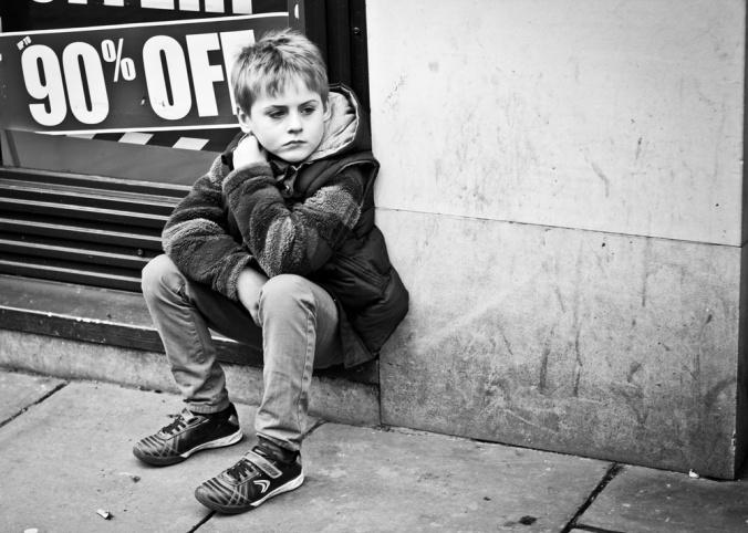 'Boy'. Photography: Mike Dodson/Vagabond Images