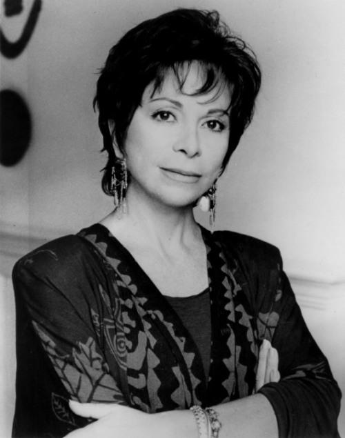 Isabel Allende - Register files