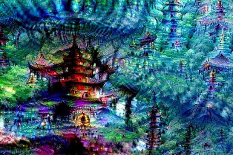Google dreamscape