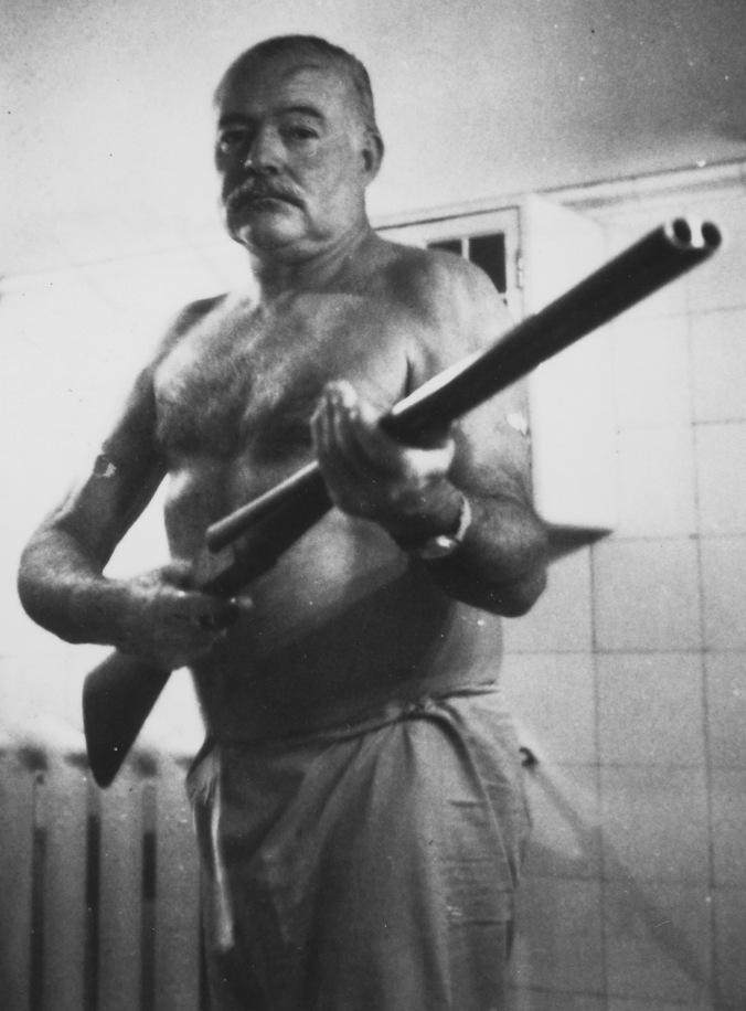 Hemingway gun