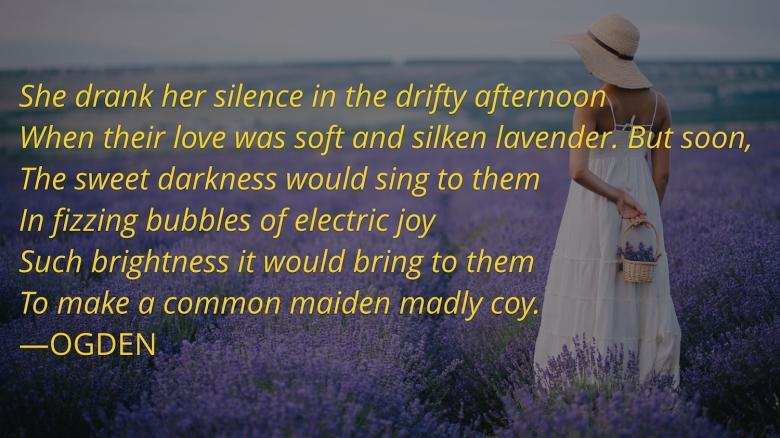 OGDEN poetry via Shutterstock
