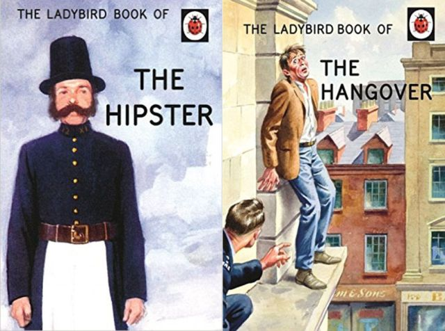 Penguins new Ladybird books