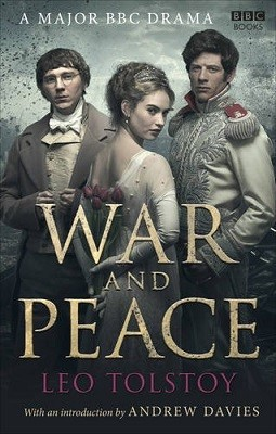 Waterstones war and peace