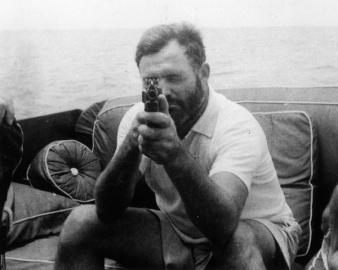 HemingwayGun