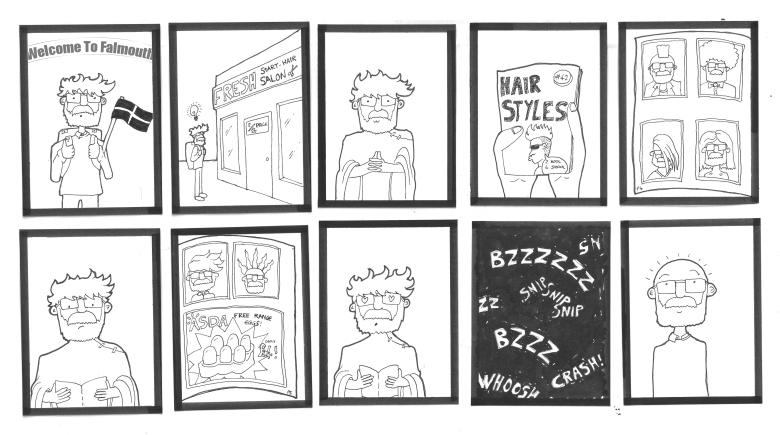 Cartoon dougie 2